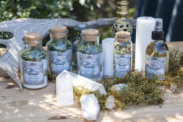 EarthSpirit Healing Bronwyn Mulrooney South Africa Full Moon Ritual Box (4)