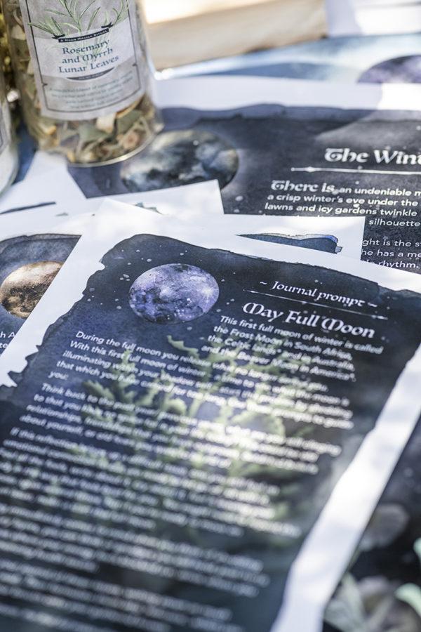 EarthSpirit Healing Bronwyn Mulrooney South Africa Full Moon Ritual Box (5)