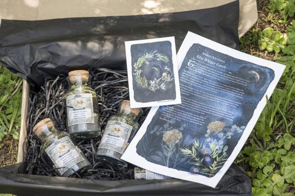 EarthSpirit Healing Bronwyn Mulrooney South Africa New Moon Ritual Box (1)