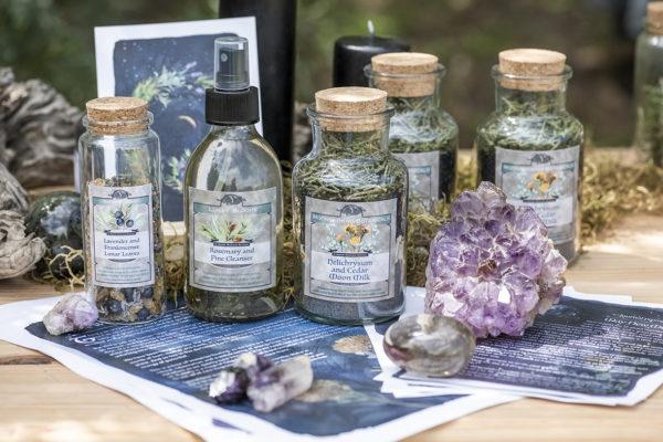 EarthSpirit Healing Bronwyn Mulrooney South Africa New Moon Ritual Box ( (9)