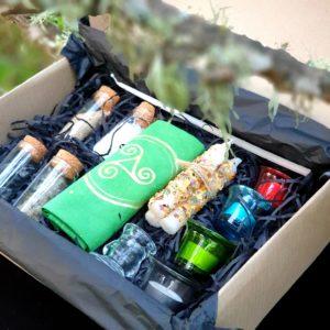Elemental Altar Box