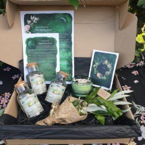 Spring New Moon Ritual Box