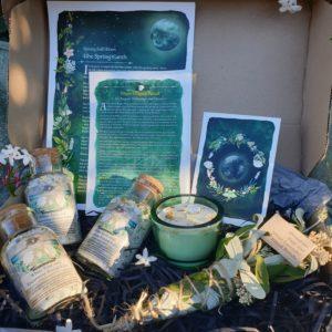 Spring Full Moon Ritual Box